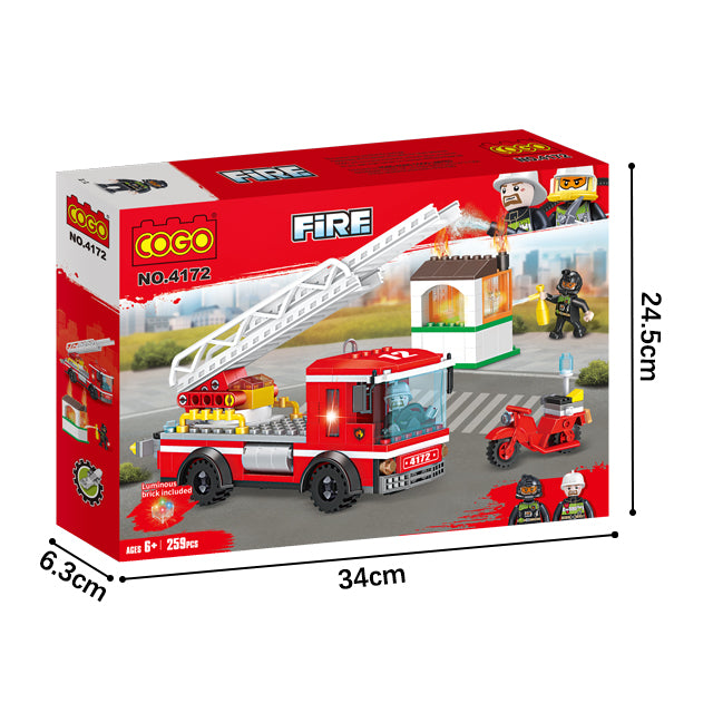 Legoing building block toys-6