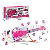 music instrument guitar toy for kid guitar mic set toy-1