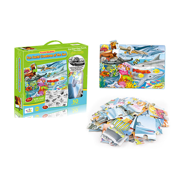 2020 new puzzle 50 jigsaw puzzle customised puzzle-1
