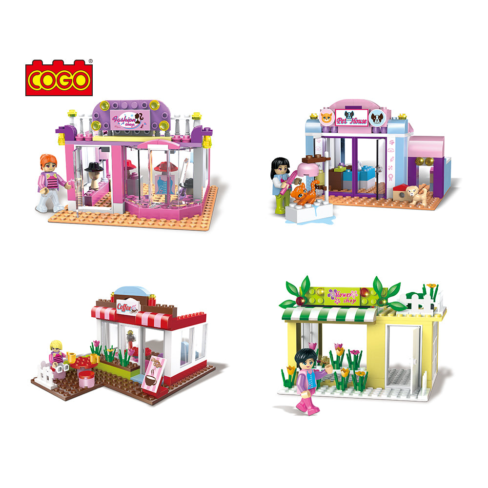 8 in 1 Girls educational building block-3