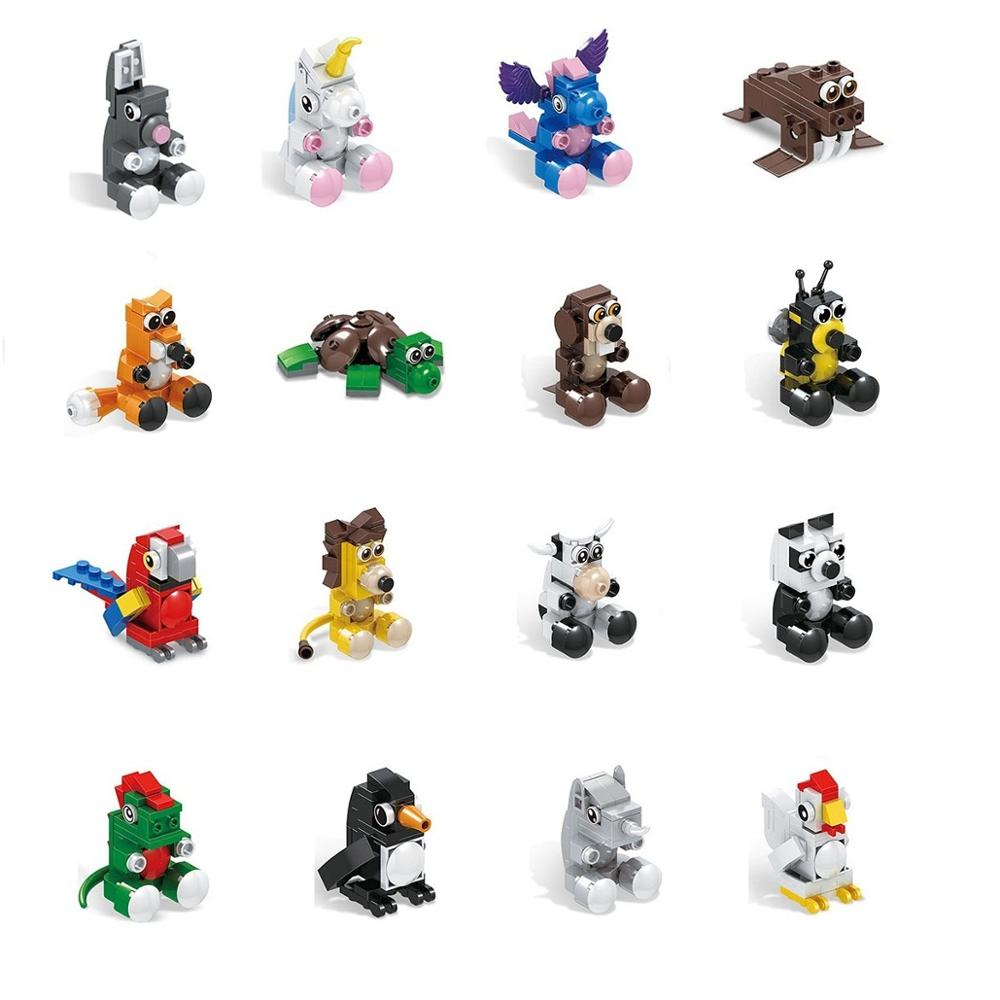 bricks blocks animal sets-1