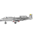 Military aircraft bricks toys-5