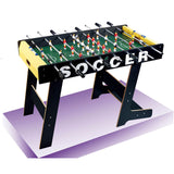 mini pool table game soccer toy game-1