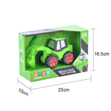 kids toys diy engineering car engineering construction toy car-2