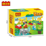3D over 3 years old kid block toys-2