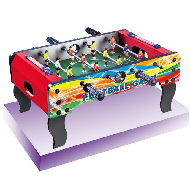 popular soccer table foosball hand football game table soccer game set-1