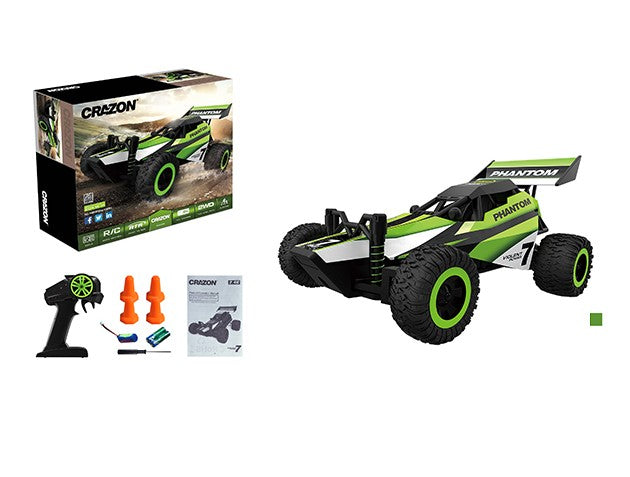 radio control sprint car-2