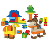 Compatible Duplo creative Building Blocks-1