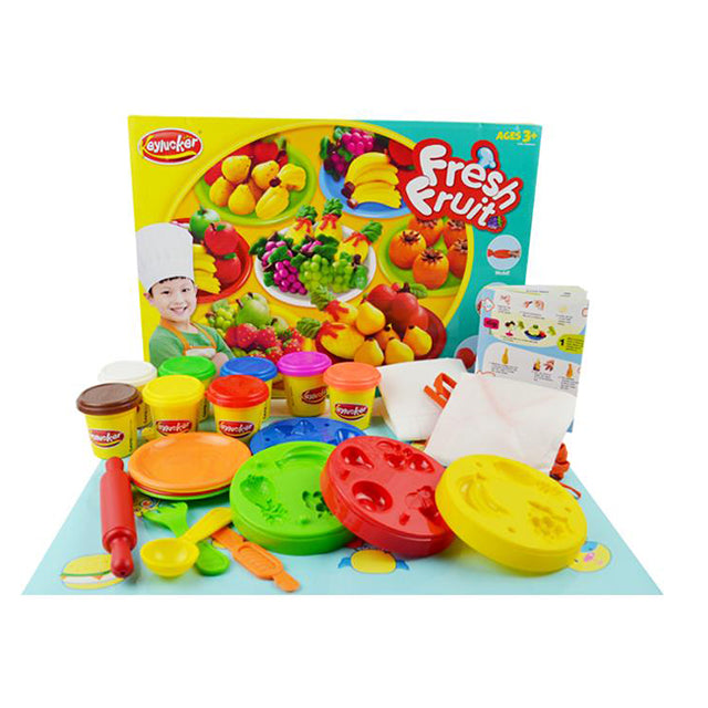 clay toy kid color clay set for child-1
