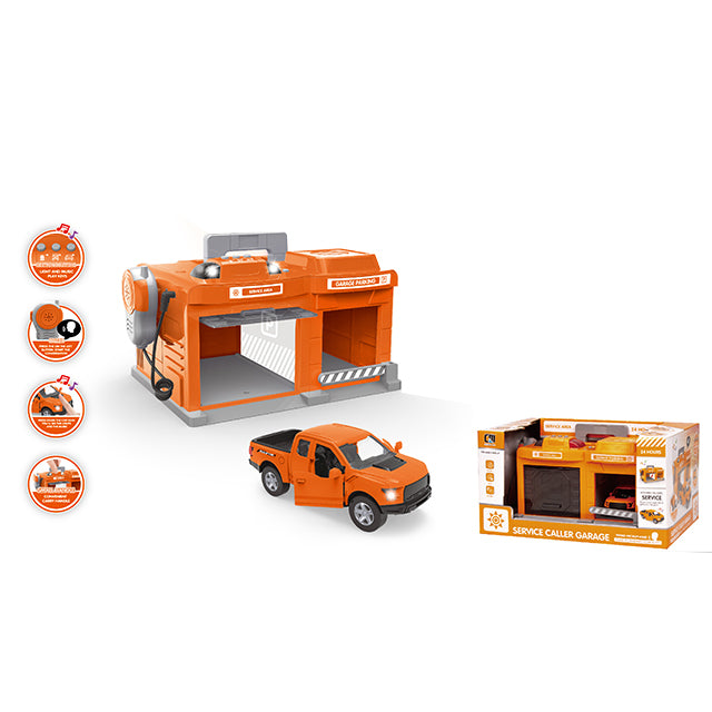 car parking garage toy bus garage toy-1