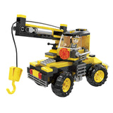 Popular 3 in 1 combination engineering crane truck play toy kit-4