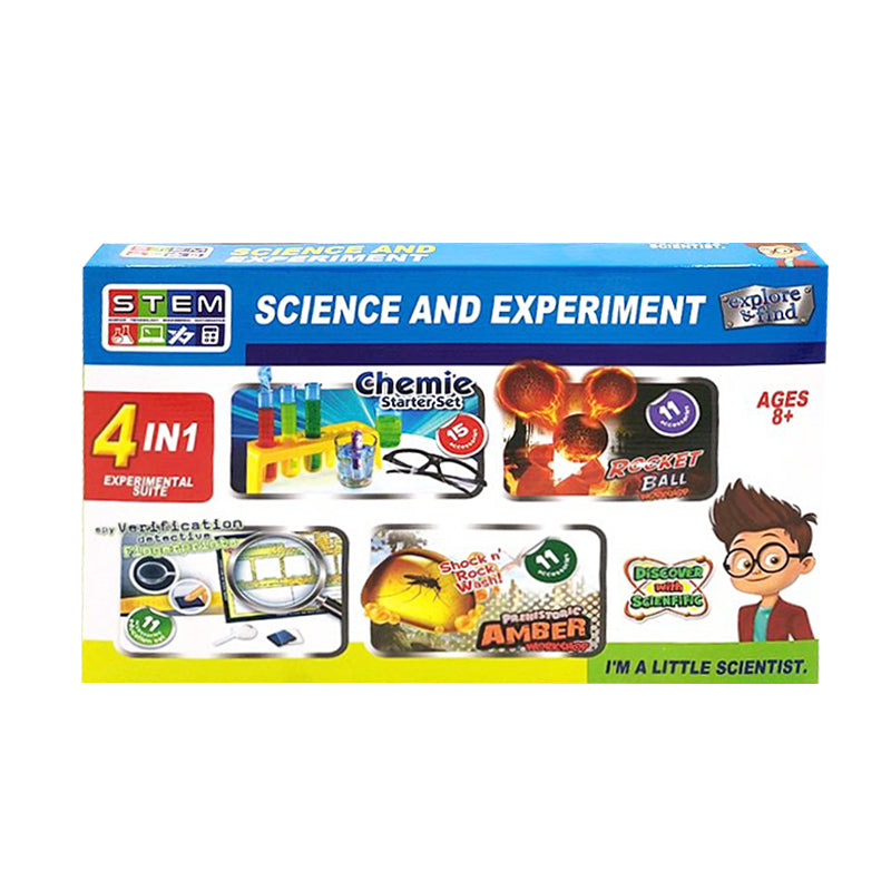 science project material kit science project kit diy-1