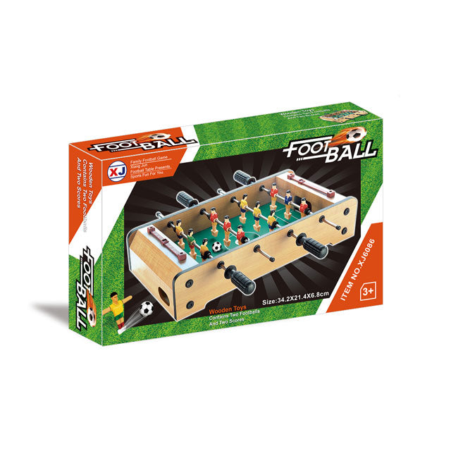 wooden football soccer table kids game soccer table game-2