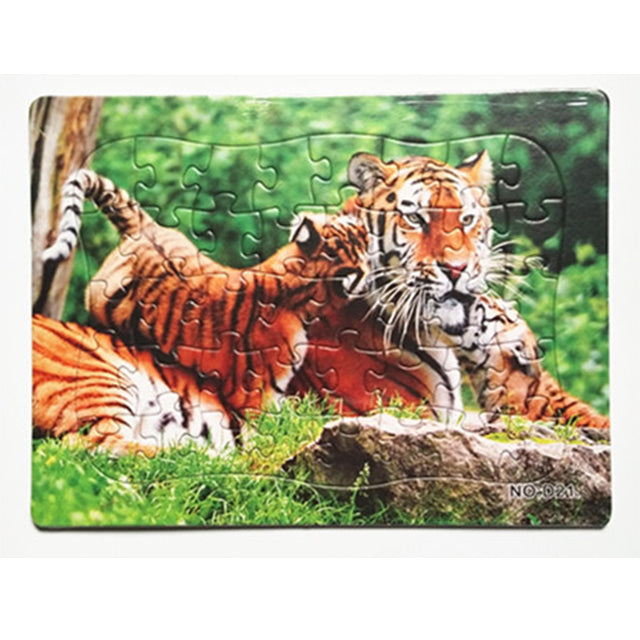 puzzle for toddler blank sublimation puzzle-1