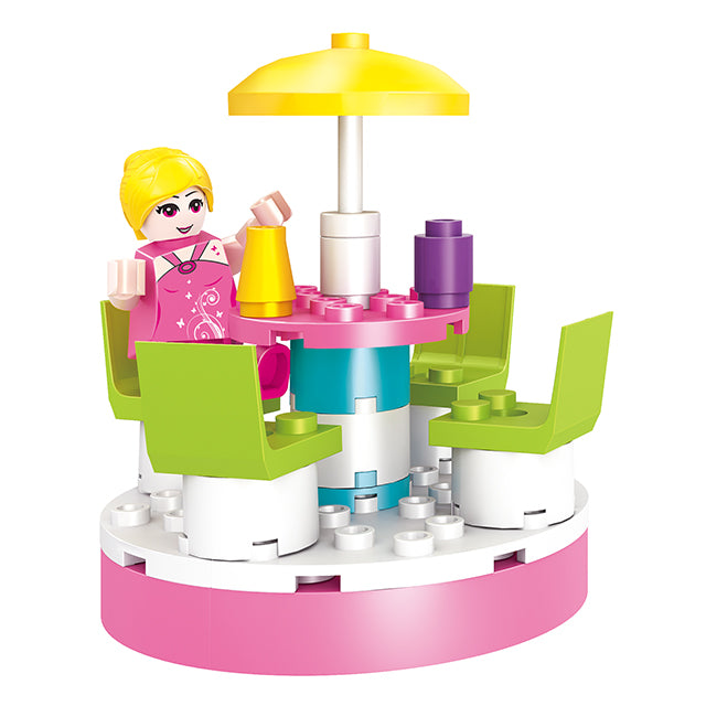 sky wheel brick toys for girl-4