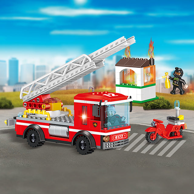 Legoing building block toys-2