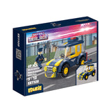 police station plastic toy toys for children educational-2