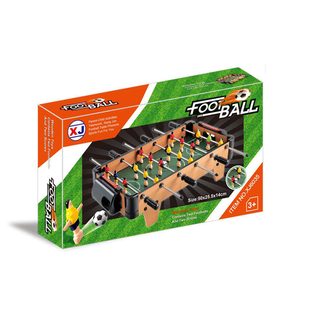 creative football soccer table soccer board table Game for sales-2