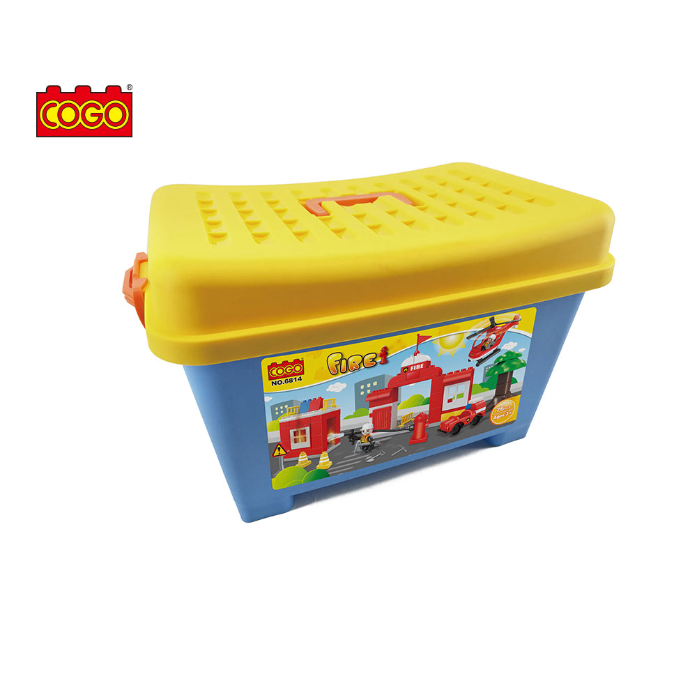 Compatible With Legoing block toys-2