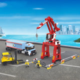 Popular engineering crane truck play toy-2