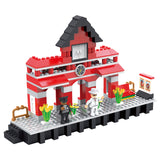 Legoing city play set building blocks-4
