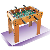 Wholesale popular high shelf football soccer table double player kids play game for sale