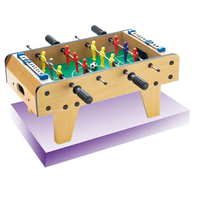 New style game portable soccer table soccer game table for kids-1