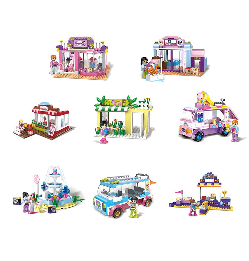 girls gift play bricks set-1