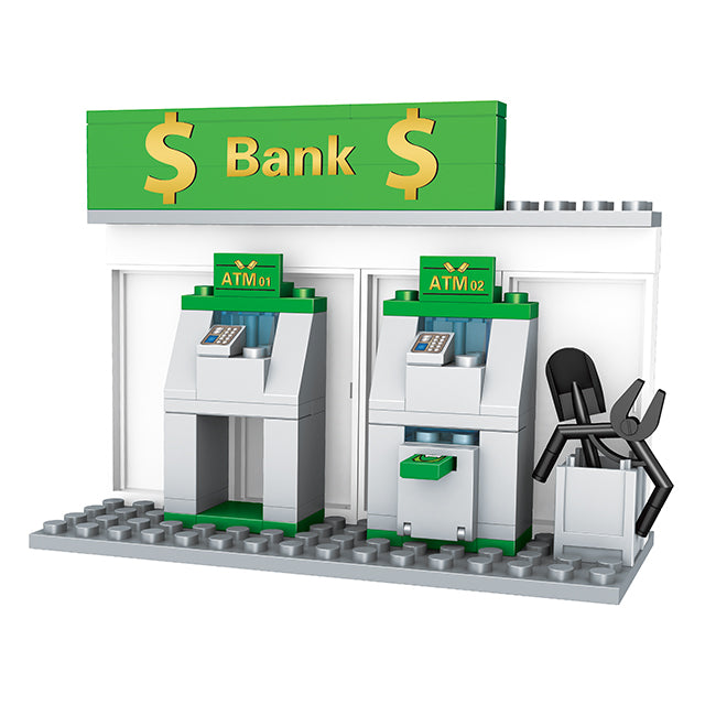 bank ATM building block toys-3