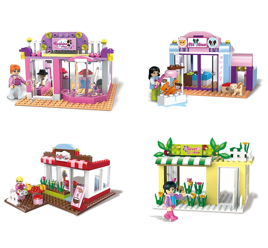 girls gift play bricks set-2