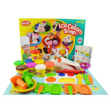 ice cream play dough ice cream toy set with clays-1