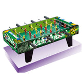 creative indoor wooden foosball soccer game table play game kids toys-1