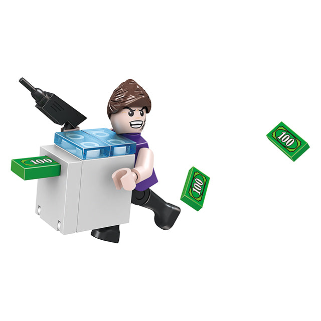 bank ATM building block toys-2