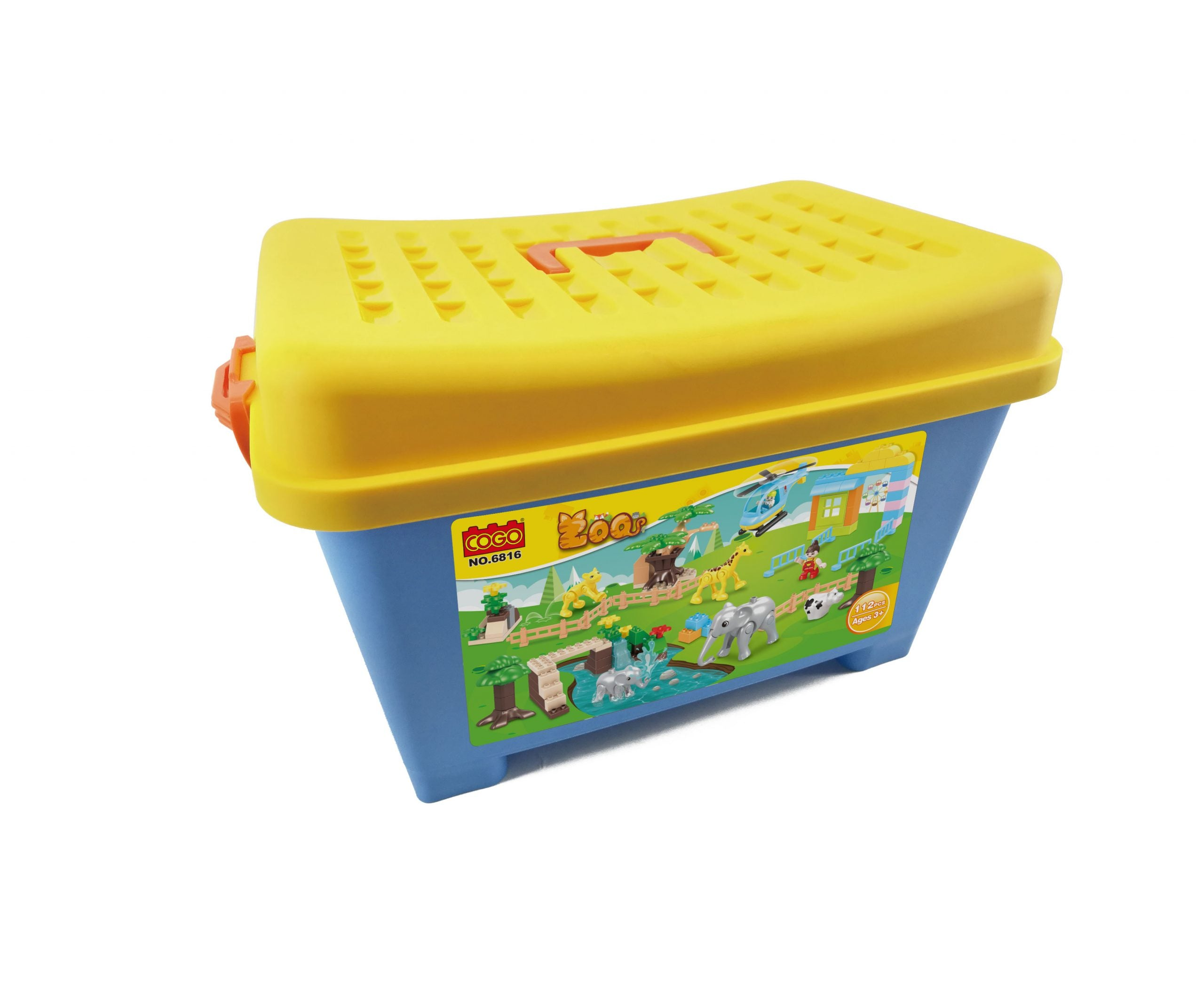 Brick And Block kids Play Set-3