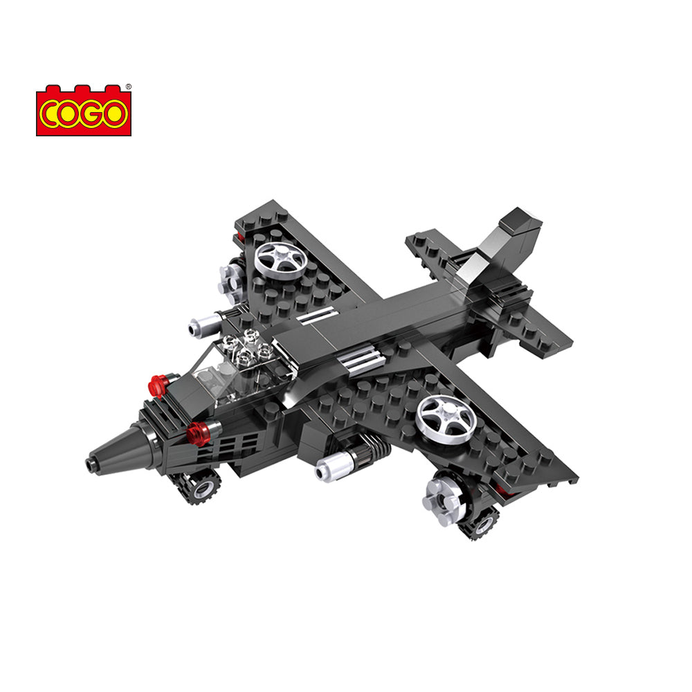 Helicopter building model blocks toys for kids-4