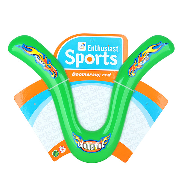 Sport boomerang 4 kinds of shapes