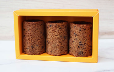 3pc Cookie Shot in gift box