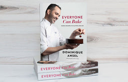 Dominique Ansel Everyone Can Bake cookbook