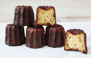 Dominique Ansel Bakery 5pc cannele de bordeaux