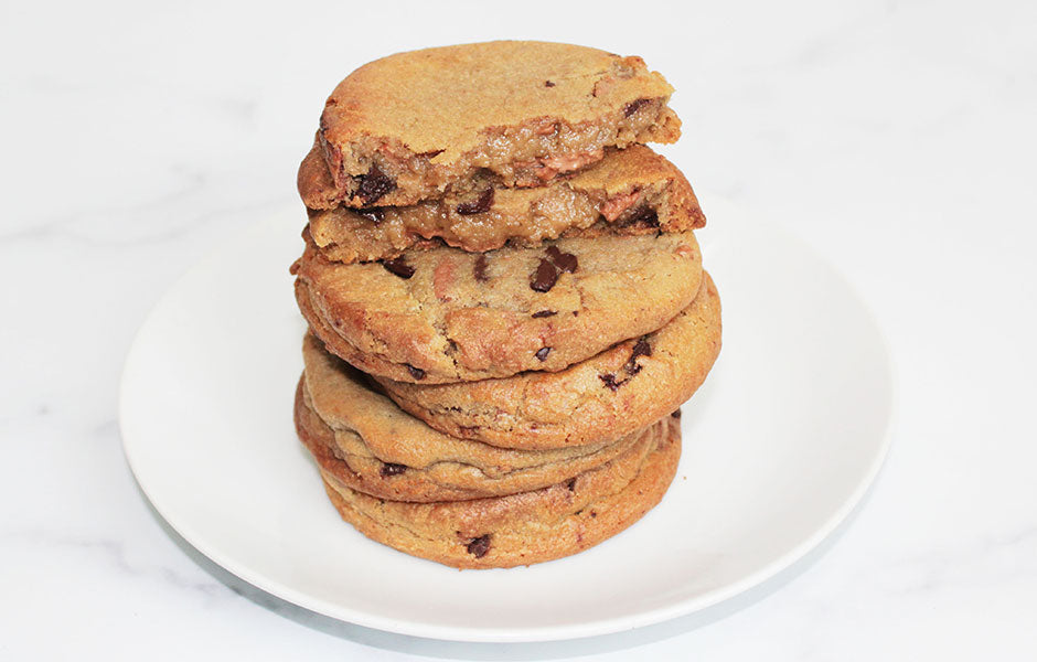 Dominique Ansel Bakery Chocolate Chunk Cookies