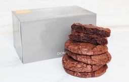 10pc Double Chocolate Pecan Cookies Gluten Free