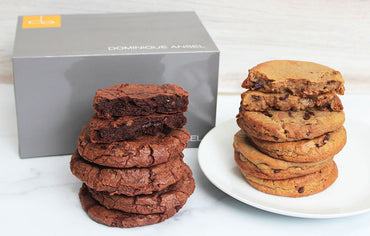 Dominique Ansel Bakery Cookie Combo 5 of each in a box
