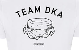 Team DKA T-Shirt close up