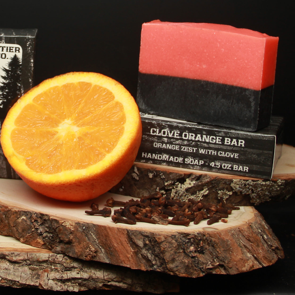 Soap - Clove Orange