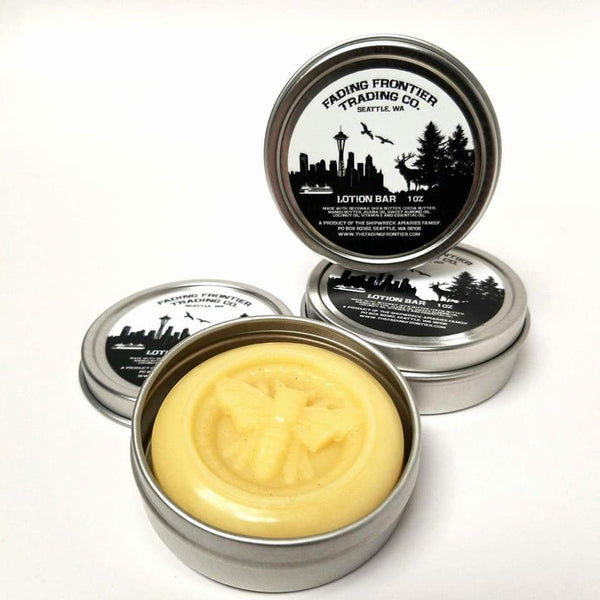 Apothecary - Solid Lotion Bar