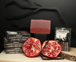 Soap - Pomegranate Vanilla (Freyja)