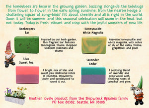 Soap - Gardeners Soap Box Collection