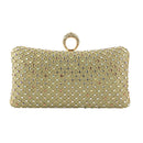 Solid Color Evening Bag