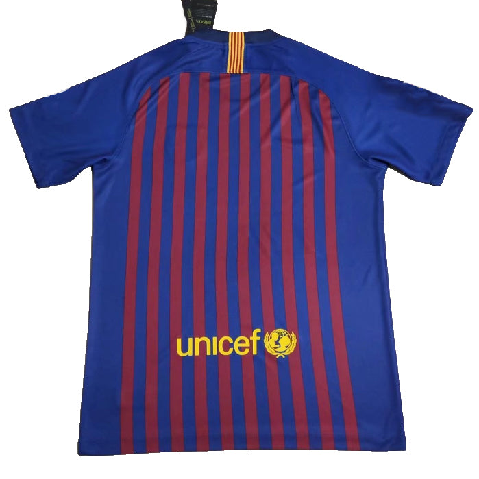 sports shoes fce54 61032 Original Barcelona Home Jersey 2018-19 [Superior Quality]