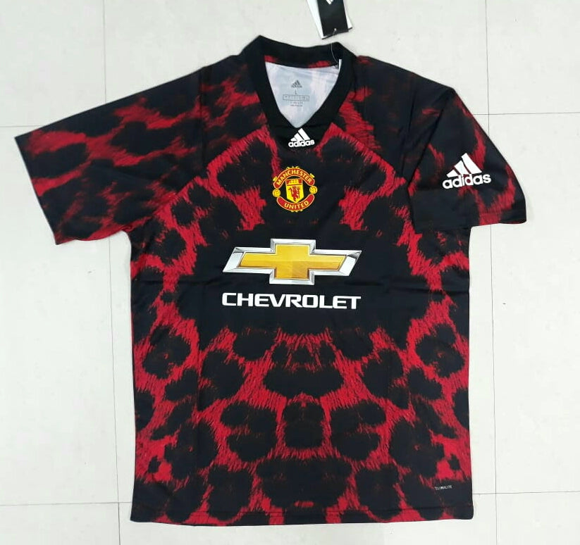 size 40 324a9 dfc30 Rare Original Manchester United 2 EA Sports Edition Jersey 2018-19  [Superior Quality]